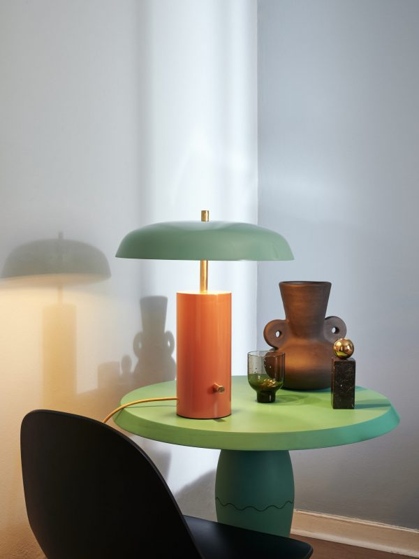 ArrangeStudio_Paradise Lights_ Orange & Green